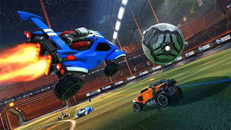 Error 67 in Rocket League Cause and Fix