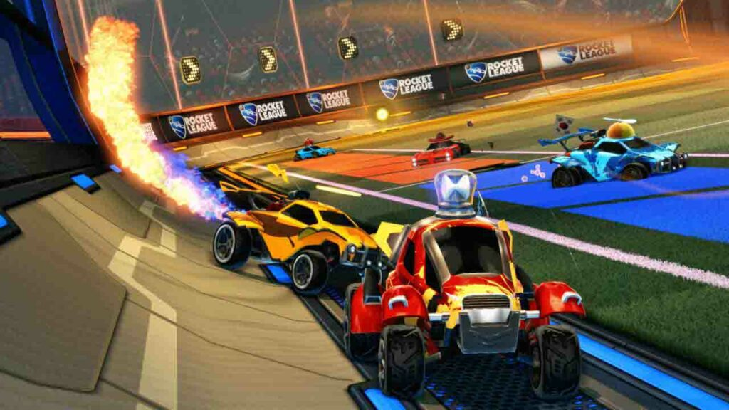 Rocket League Multiplayer Mode is going Offline for macOs and Linux users 2