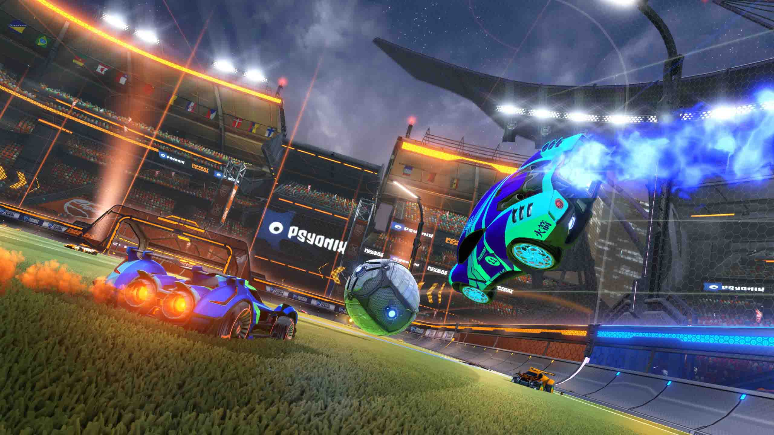 Rocket League Multiplayer Mode is going Offline for macOs and Linux users