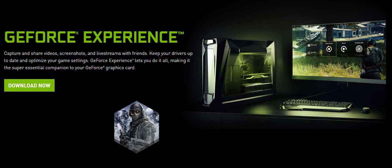 Fix GeForce Experience Not Opening