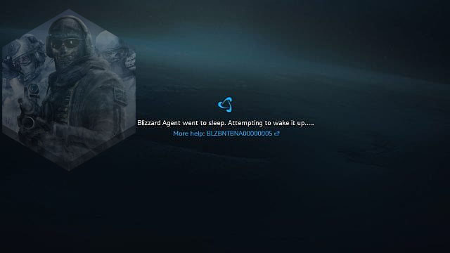 Fix Call of Duty Warzone Blizzard Agent Went to Sleep Error