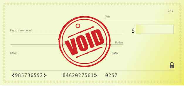 How to Void a Check (All Methods)?