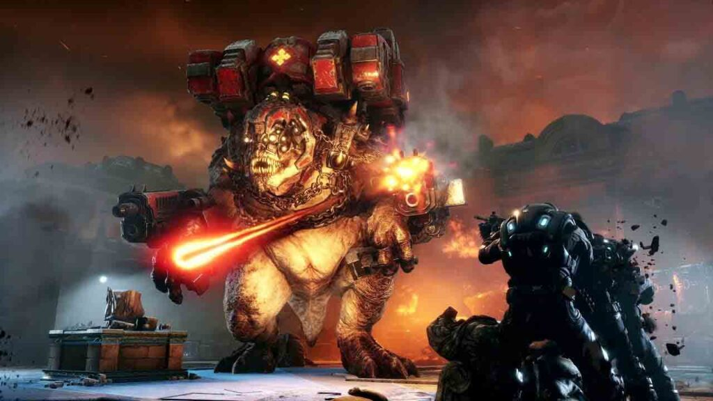 Gears Tactics Failed to Initalize Steam