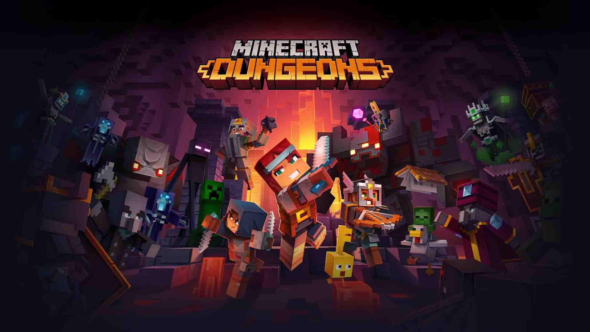 How to Play Minecraft Dungeons with Friends