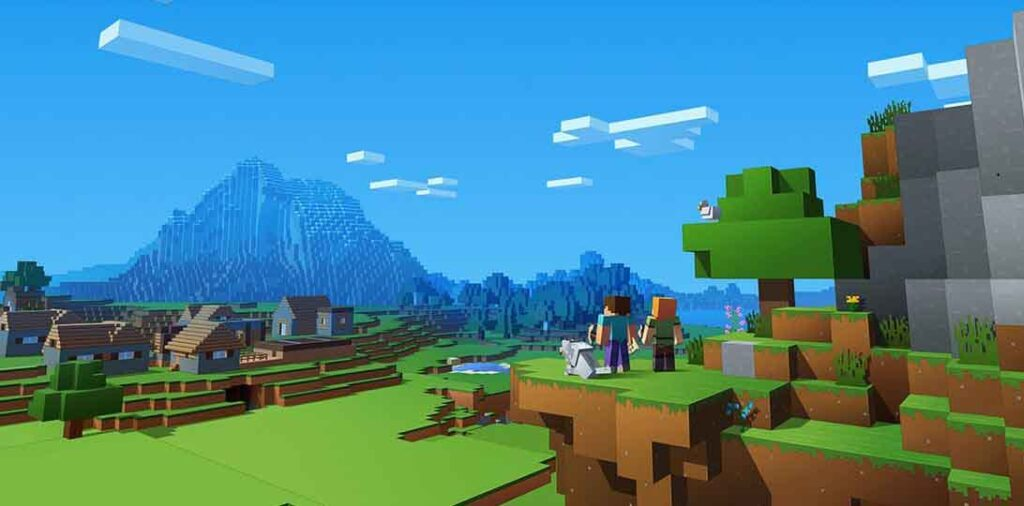 How to Invite Friends on Minecraft Xbox One