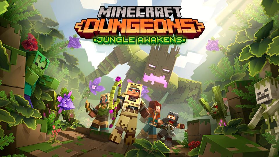 How to Beat the Jungle Abomination in Minecraft Dungeons