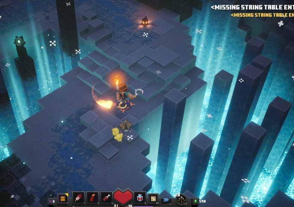 Minecraft Dungeons New DLC 'Jungle Awakens' and 'Creeping Winter' Release Dates and Info