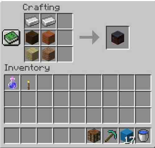 Smithing Table Nether Update