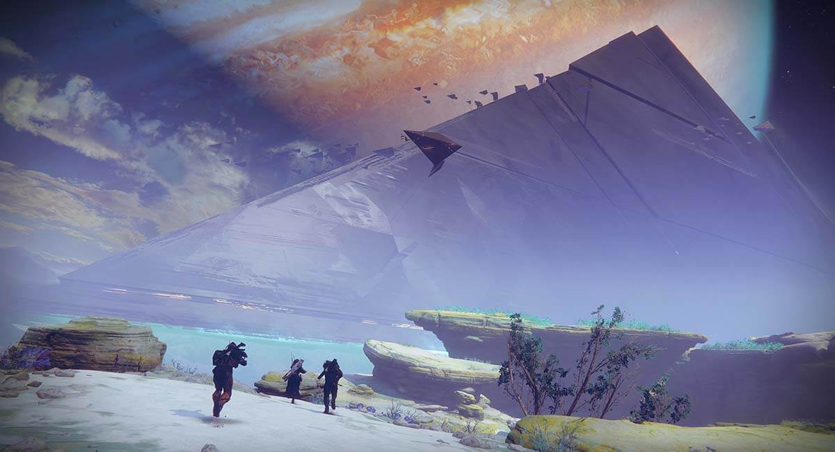 Destiny 2 – Prophecy Dungeon Urns Location in Season of Arrivals