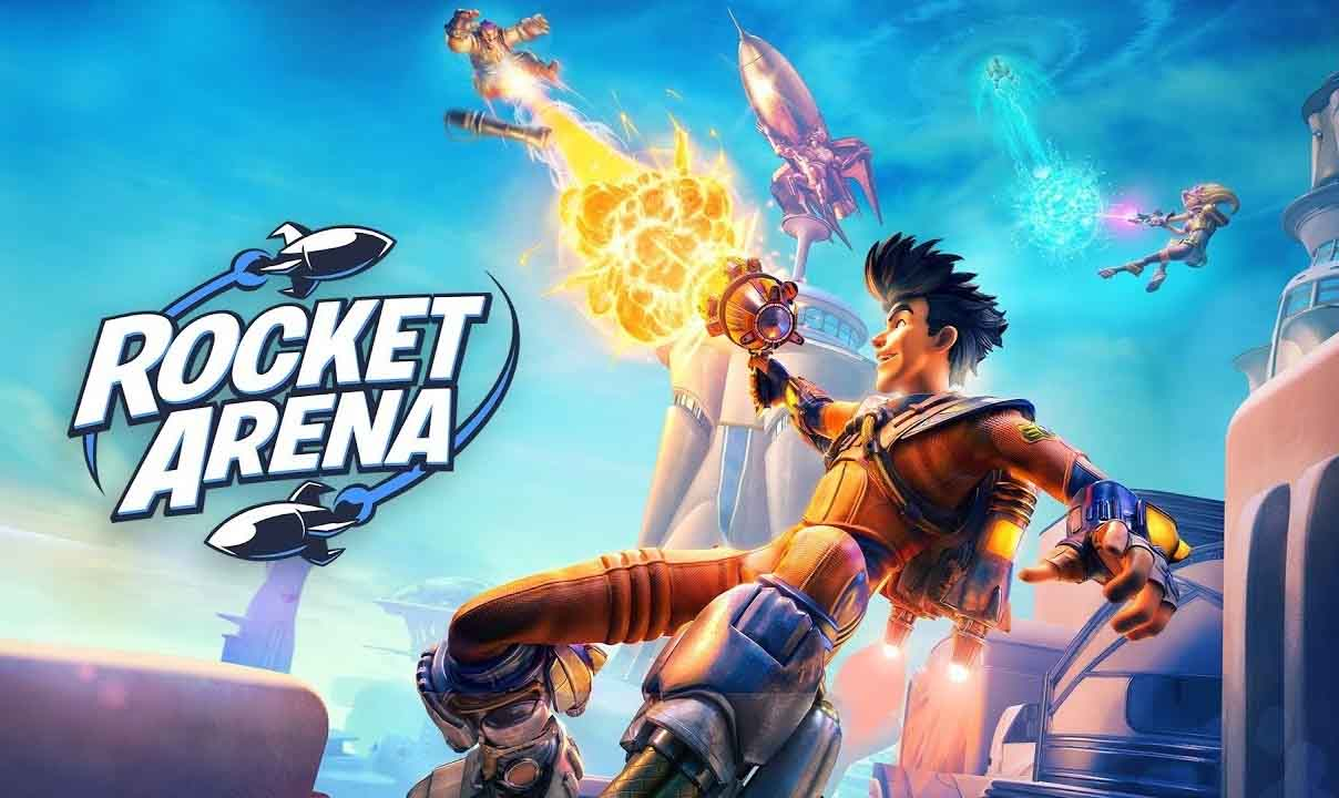 How to Enable Crossplay and Invite Friends in Rocket Arena