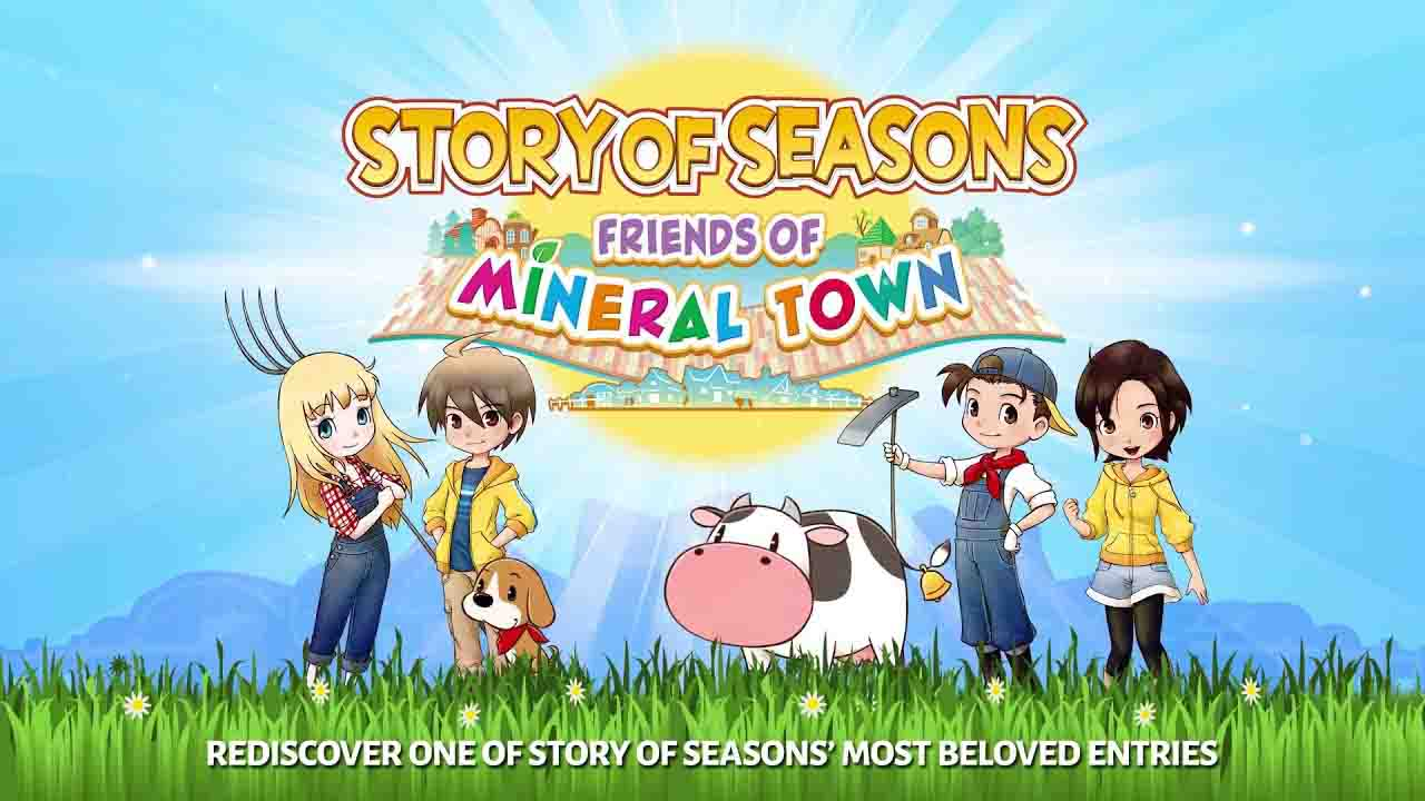 How to Find the Harvest Goddess in Story of Seasons: Friends of Mineral Town
