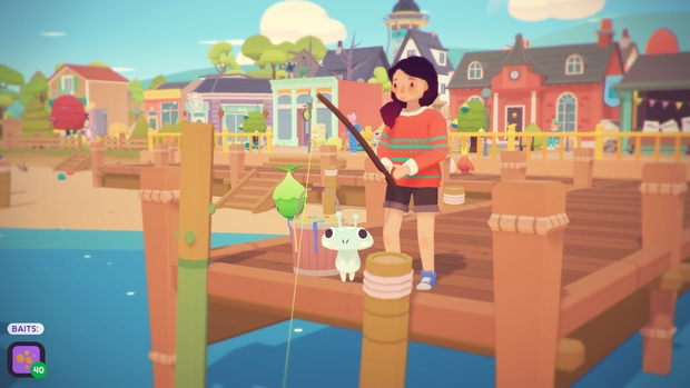How to Sea Dangle (Fish) in Ooblets
