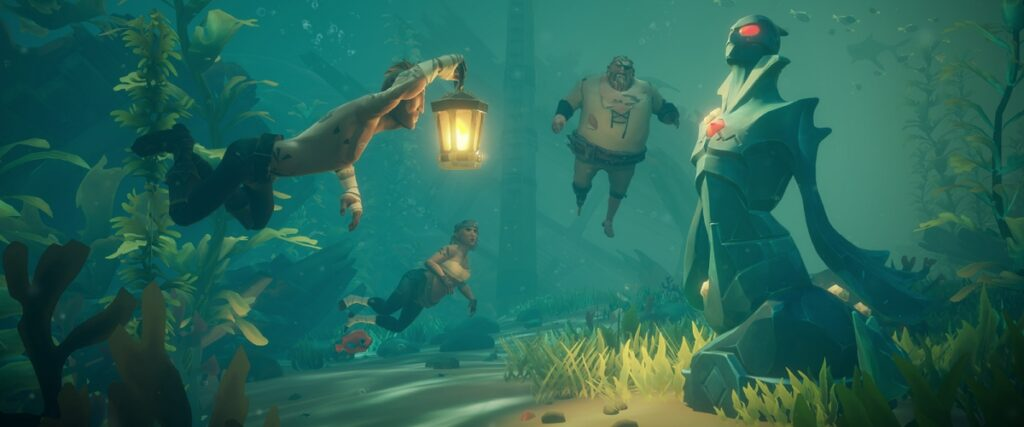 Where to Find Mermaid Gems in Sea of Thieves