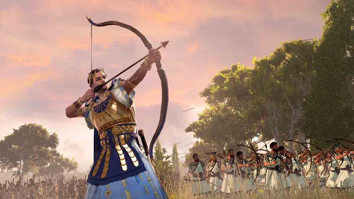 How to Get A Total War Sage: Troy for Free