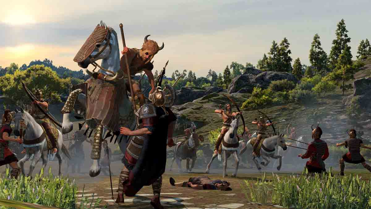 How to Improve Morale and Prevent Routing in A Total War Saga: Troy