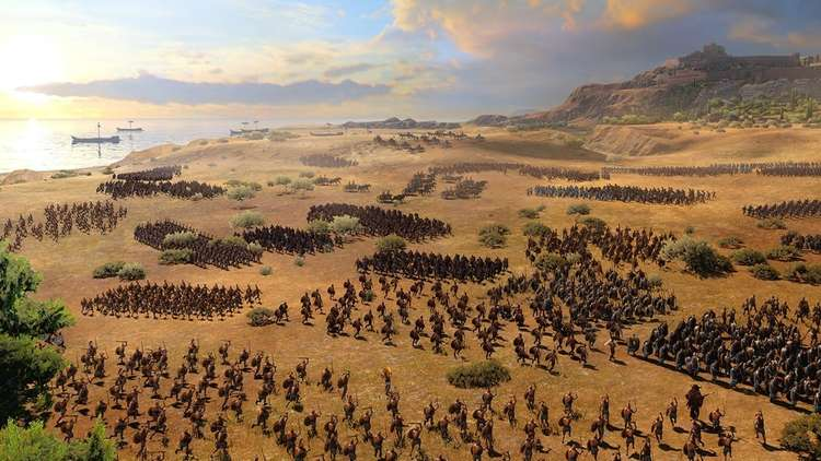 How to Replenish Troops in A Total War Saga: Troy