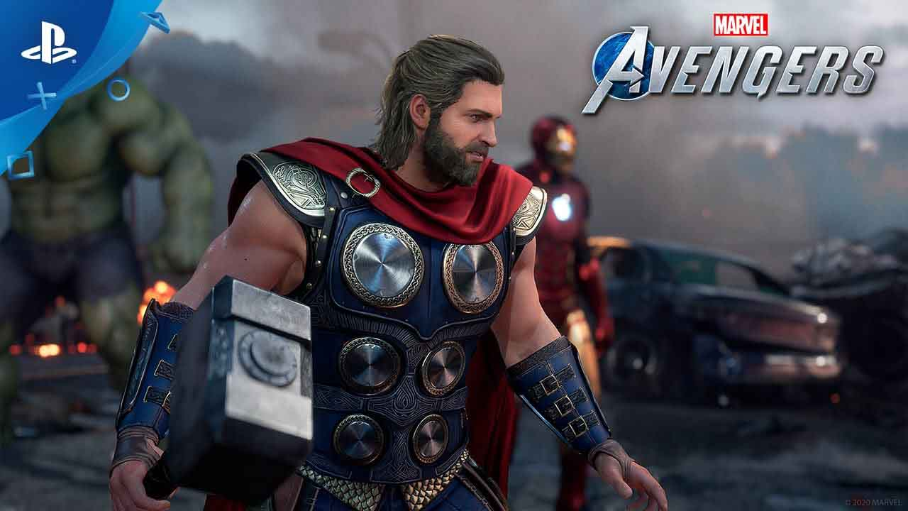 Fix Marvel's Avengers Error 'Currently Unable to Connect to Square Enix Servers'