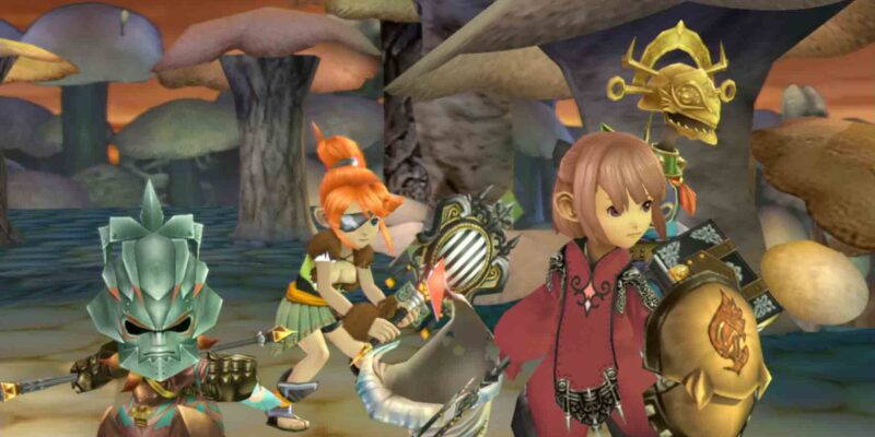 All Errors in Final Fantasy Crystal Chronicles