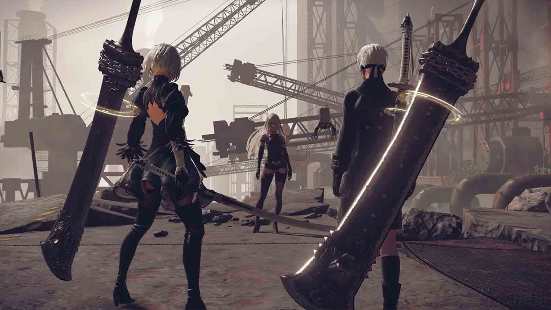 Fix NieR Automata Crash on Startup, Stuttering, Freezing, and White Screen
