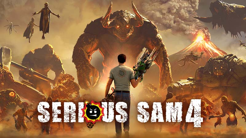 Fix Serious Sam 4 Crash on Startup, Not Launching, Stuttering, and FPS Drop