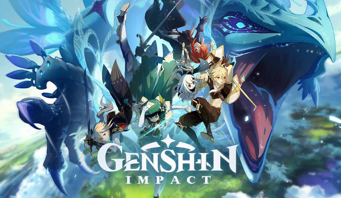 """Fix Genshin Impact Error Code 4206 """"Failed to connect to the server"""""""