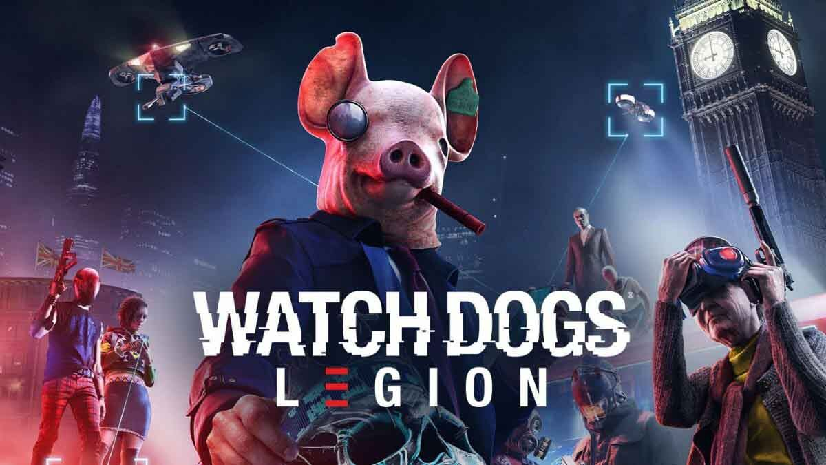 Fix Watch Dogs Legion Crash at Startup