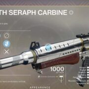 How To Get Seventh Seraph Carbine in Destiny 2 Beyond Light