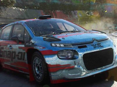 How to Get More Stamps in Dirt 5