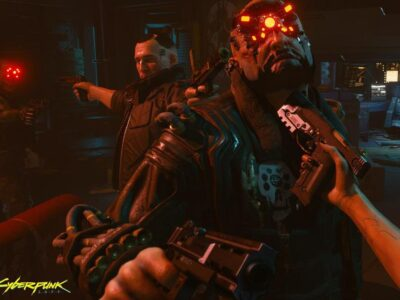 Is there cyberpunk 2077 multiplayer and co-op
