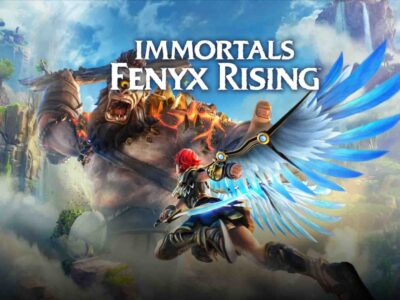 Ubisoft's Immortals Fenyx Rising Day One Patch Details For Next-Gen Console - PS5, XSX