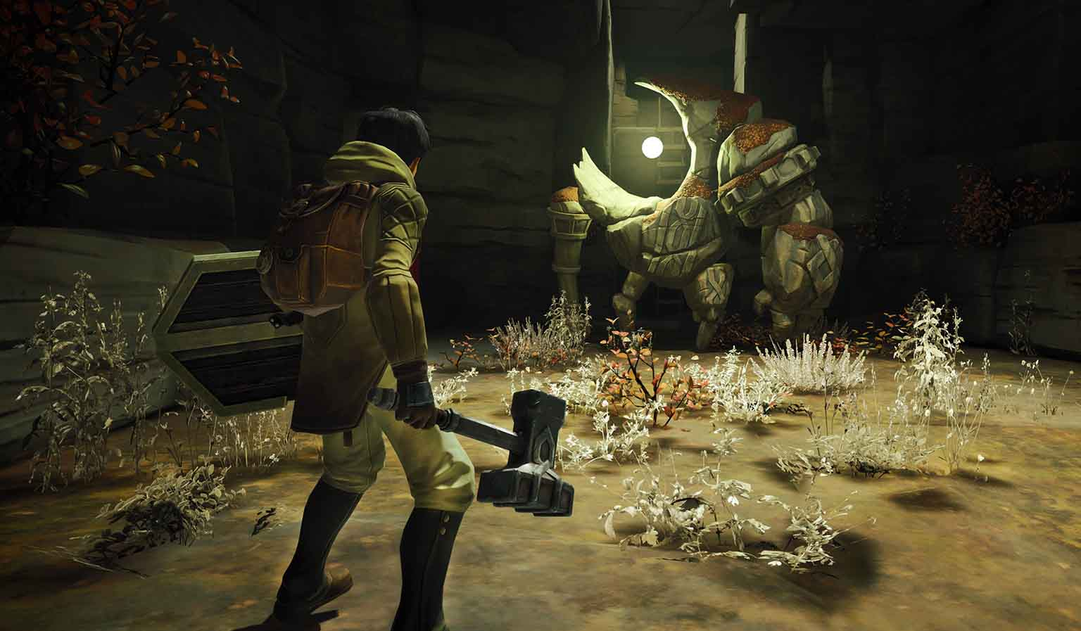 Chronos: Before the Ashes – How to Beat the Stone Golem