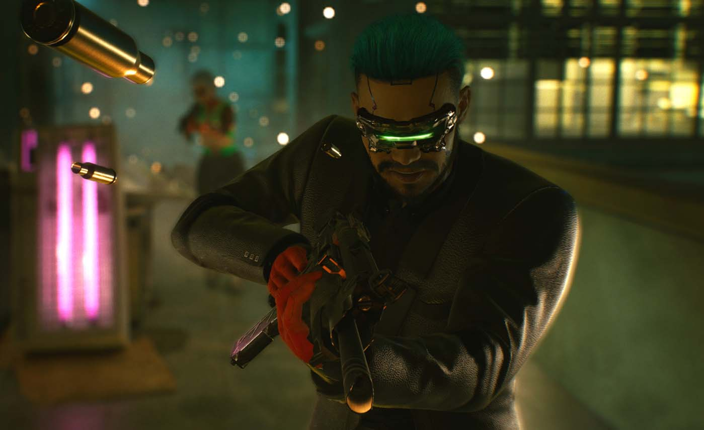 Cyberpunk 2077 – How to Increase Carry Capacity or Inventory Size