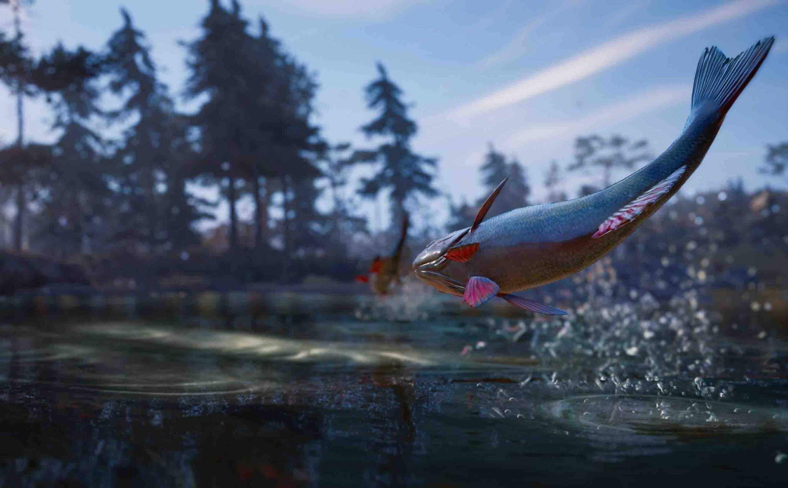 Fix AC Valhalla Fish Not Spawning or Fish Disappearing – Norway and England