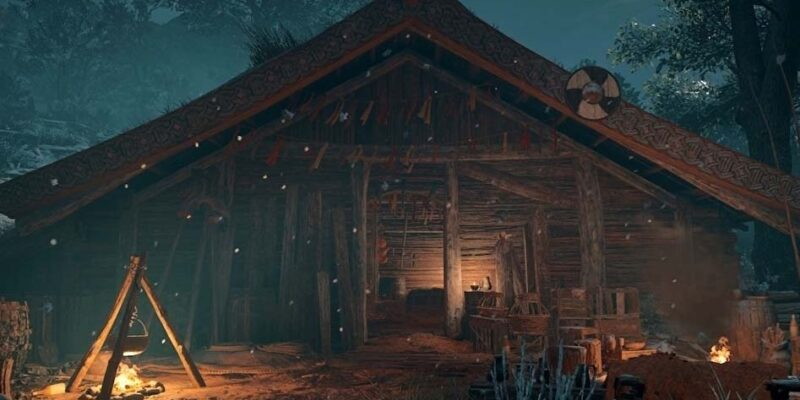 Fix Assassin's Creed Valhalla Yule Festival Not Showing Up - Yule Festival Gone from Settlement
