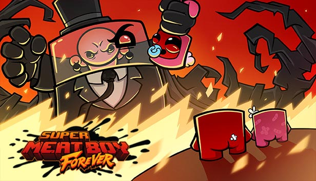 How Many Worlds Are There In Super Meat Boy Forever