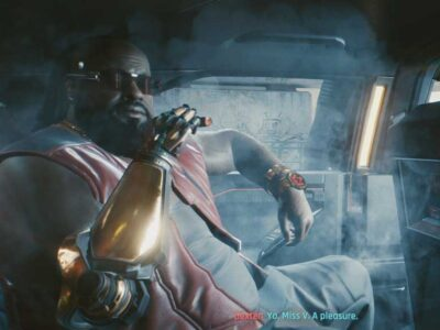 How to Compelte The Ride Main Job in Cyberpunk 2077