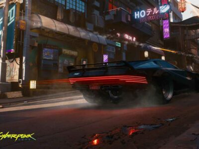 How to Find Mortal Kombat and GTA San Andreas Easter Egg in Cyberpunk 2077