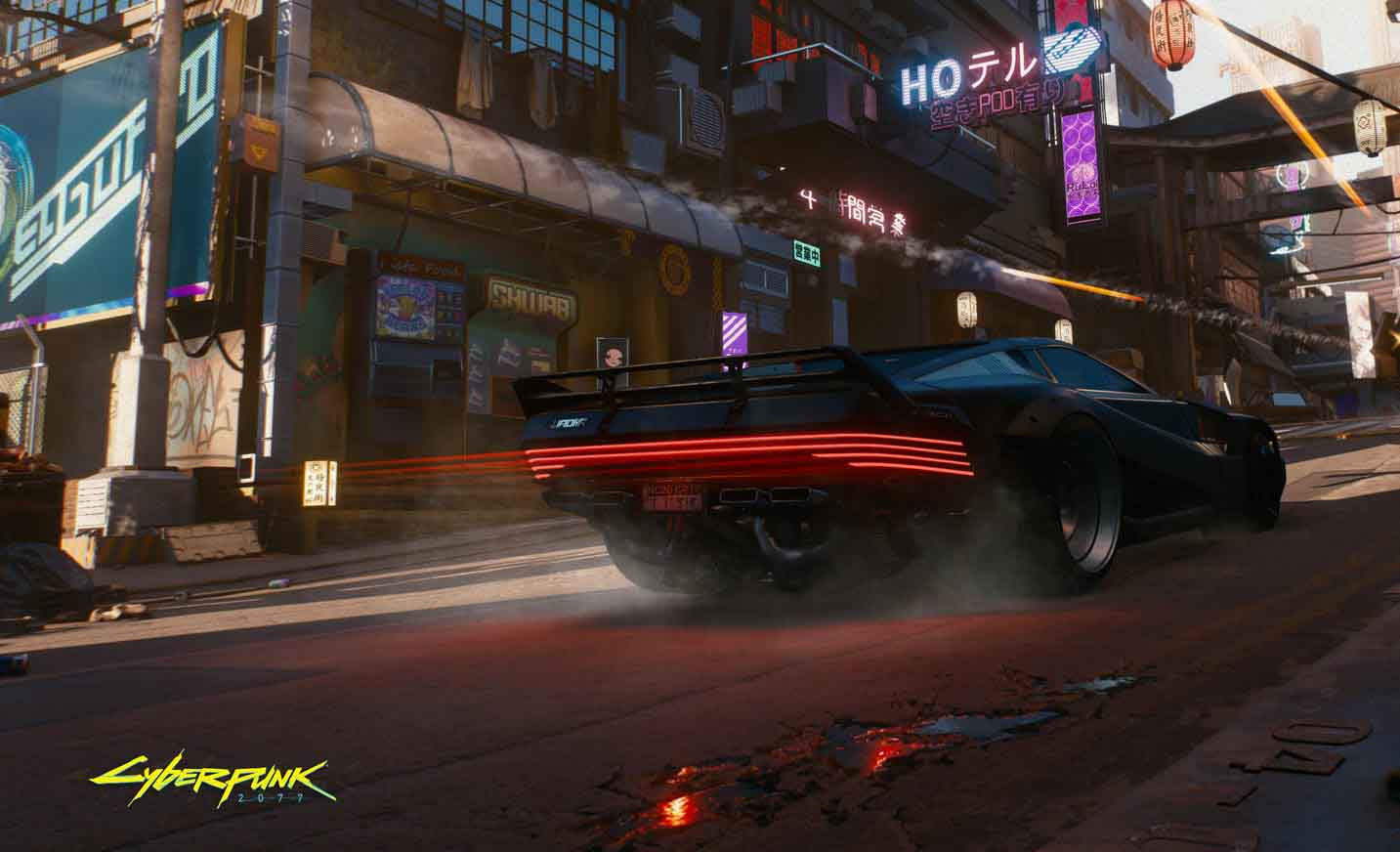 Cyberpunk 2077: How to Find Mortal Kombat and GTA San Andreas Easter Egg
