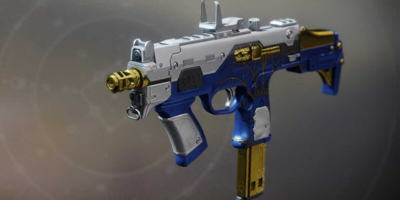 How to Get Cold Front in Destiny 2 and Cold Front God Roll