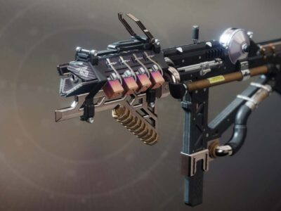 How to Get Ikelos SMG v1.0.2 in Destiny 2 Beyond Light