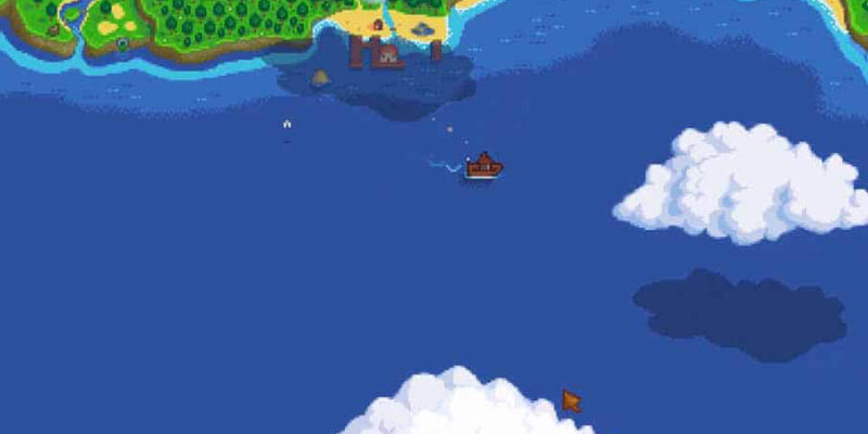 How to Get to Ginger Island in Stardew Valley