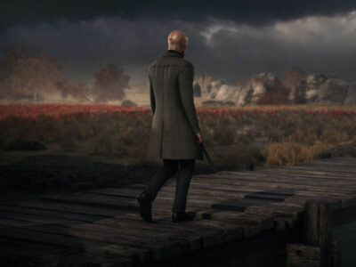 Fix Hitman 3 Screen Tearing