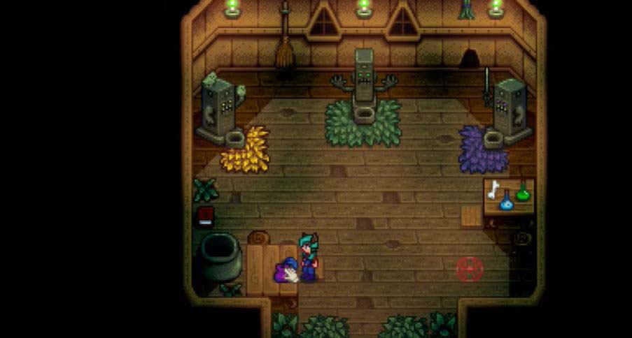 "Stardew Valley ""Goblin Problem"" Quest Guide - Magic Ink"