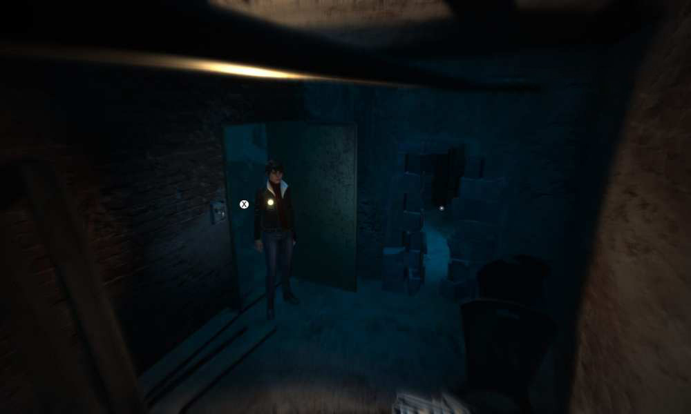 The Medium – How to Find the Secret Door and Code in the Red House