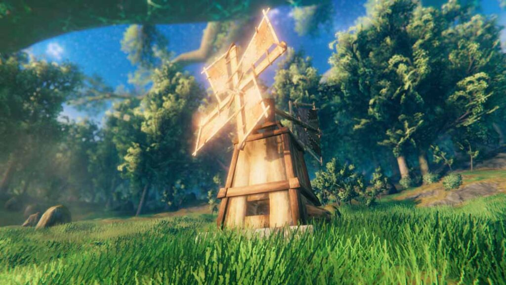 How to Craft Windmill