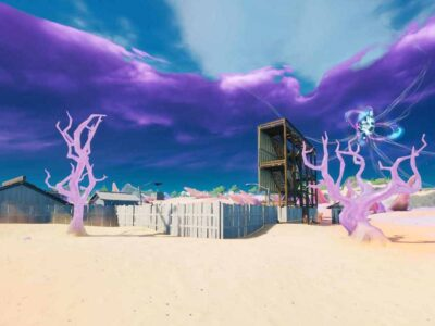 Where to Find and Destroy Crystal Trees in Fortnite's Week 13's Challenge