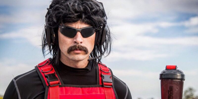 Dr Disrespect Return to Warzone Tournaments