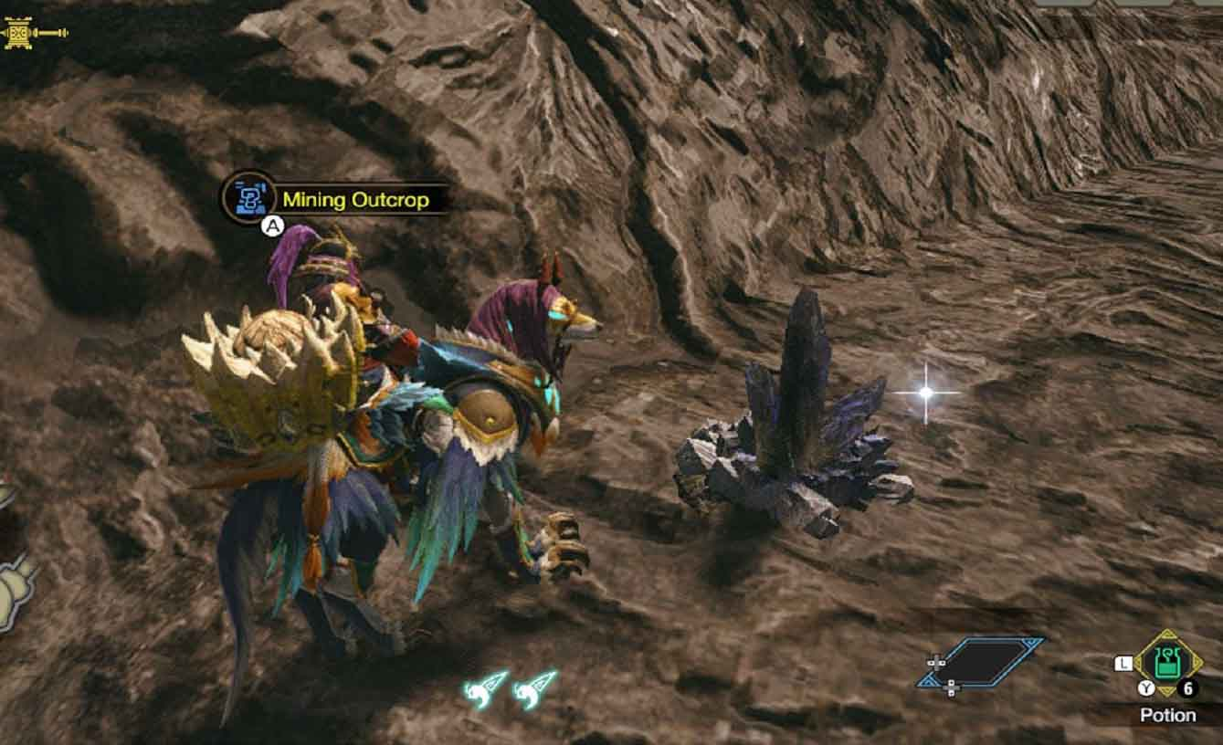 Monster Hunter Rise (MH Rise) – Where to Find Firestone