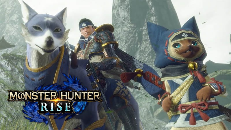Monster Hunter Rise (MHR) – How to Get Potions