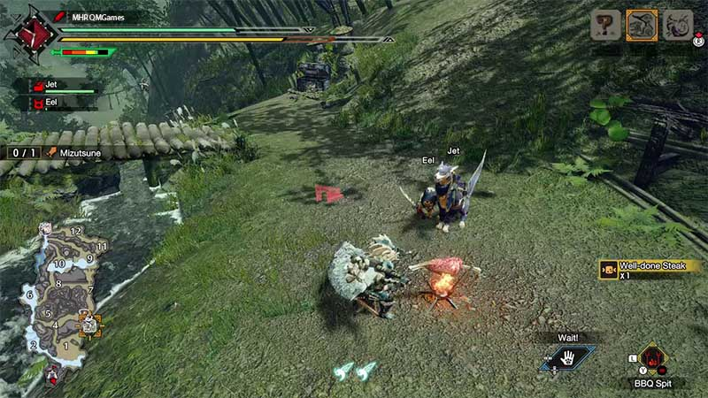 Monster Hunter Rise (MHR) – How to Get Well-Done Steak